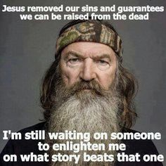 Preach duck dynasty