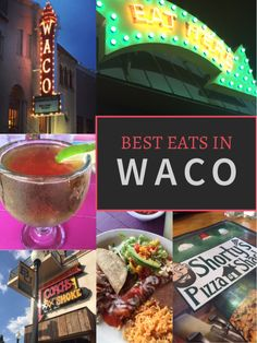 Best Local Restaurants in Waco, TX | Local Guide | Travel Blog