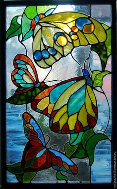 Glass Painting Patterns, Window Painting, Glass Painting, Painting, Mosaic Art, Glass Art