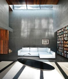 The Beaumont House by Henri Cleinge | HomeDSGN, a daily source for inspiration and fresh ideas on interior design and home decoration.