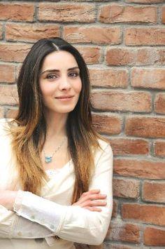 Nur Fettahoglu, (aka Nur Asyan) German-born Turkish actress, b. 1980