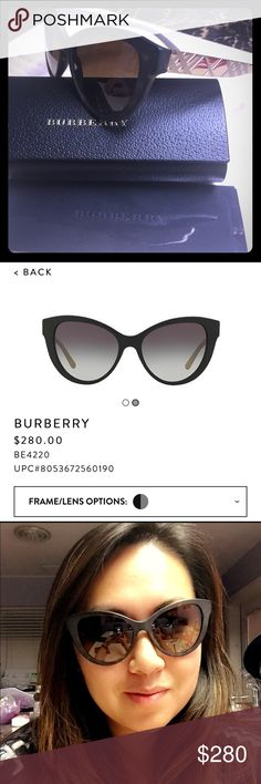 ✨BRAND NEW✨ Authentic  Burberry Sunglasses Style: Cat Eye Frame material: Acetate Lens material: Plastic. Tortoise Matte Brown. comes in original case & with cloth trade ✨BRAND NEW✨. Burberry Accessories Sunglasses