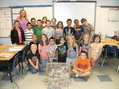 Oglethorpe students help kids with cancer