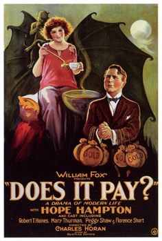 Does It Pay? (1923)