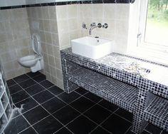 Badkamer Betegelen Ideeen : Beste afbeeldingen van badkamer ideeën bathroom ideas flush
