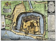 Tower of London Map (late Tower Of London, London Map, Old London, Elizabeth Of York, Most Haunted Places, Henry Viii, Medieval, Framed Wall Art