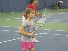 Tennis Lessons in Fairfield County www.ct.mommypoppins.com