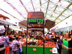 To See the Real Rome, Visit Mercato Esquilino - Condé Nast Traveler