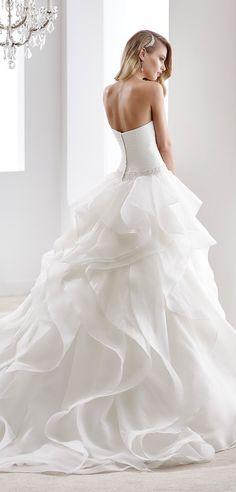 BEST #WeddingDresses of 2015 - Jolies Wedding Dress 2016