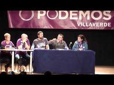 """Juan Carlos Monedero """"He venido en la moto que me compro Hugo Chavez"""""""
