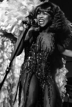 Tina Turner. Beautiful.
