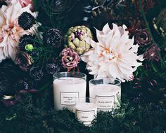 Stockist of these fragrant 100% soy candles. Made in NZ. ScX
