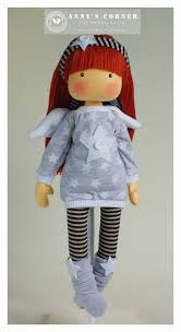 Risultati immagini per pinterest modelli vestiti bambole di pezza