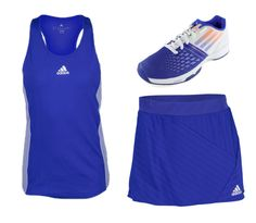 Get your #adidas purple gear to look like royalty on the #tennis court! Find your adidas gear today >> http://www.tennisexpress.com/brands/adidas.cfm #TennisExpress