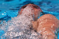 Missy Franklin of the USA competes during the Swimming Women's Backstroke 200m Final on day fifteen of the 15th FINA World Championships at Palau Sant Jordi on August 3, 2013 in Barcelona, Spain.