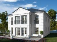 Haus Bad Goisern - Abbildung zeigt Sonderleistungen - © www.europa-haus.info