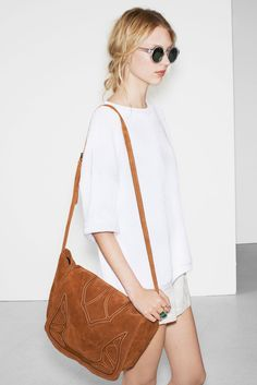 ZARA TRF 2013 May Lookbook - Fashion | Popbee