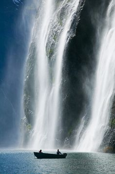 Norwegian nature- waterfall