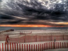 Christmas Sunset at Galilee, Rhode Island by Matthew on 500px