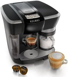Keurig Rivo 500 Cappuccino & Latte System: Kitchen & Dining: Amazon.com