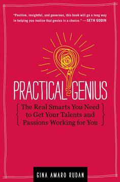 <3 PRACTICAL GENIUS by Gina Rudan
