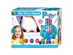 Ceramic Piggy Moneybox Painting Kit - Gr... is listed For Sale on Austree - Free Classifieds Ads from all around Australia - http://www.austree.com.au/baby-children/toys-indoor/ceramic-piggy-moneybox-painting-kit-great-gift-for-kids-craft_i2221