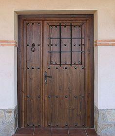 Bisagras rusticas para puertas buscar con google for Herrajes para puertas correderas rusticas