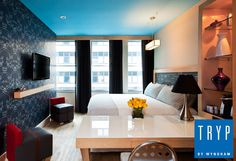 Enter to win a trip to the TRYP New York City Times Square South hotel