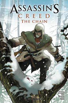 Assassin's Creed - The Chain Cover