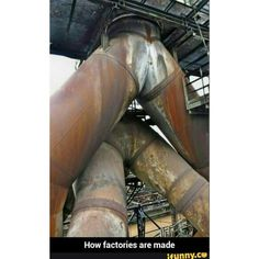 How factories are made Hump Day Humor, Tap Shoes, Dance Shoes, Factories, Dancing Shoes