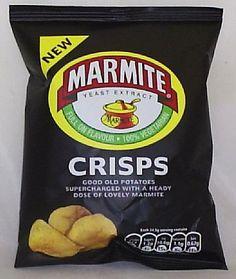 British Delights for when I'm missing Scotland. MmmmmmMarmite!