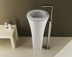 Clever Pedestal Sink Storage Ideas