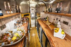 Image result for green and cream horsebox bar