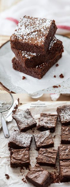 20 Stout Recipes for St. Candy Recipes, Brownie Recipes, Chocolate Recipes, Cookie Recipes, Chocolate Brownies, Dessert Recipes, Just Desserts, Delicious Desserts, Yummy Food