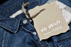 Tessuto #denim #40weft #moda #fashion #details www.40weft.com