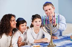 Teaching your kids about Hanukkah