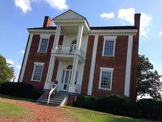 Trips 'n Toys: Chief Vann House - Chatsworth, GA #exploregeorgia