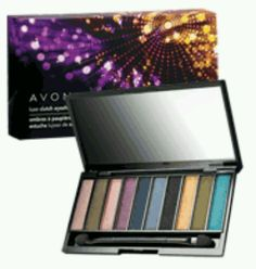 Eyeshadow mini palette for convenient travel $6.99 @www.youravon.com/eocasio enter code FSC02 for super value.