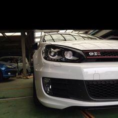 VW GOLF GTI (^з^)-☆