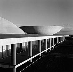 Brasilia, 1956. Marcel Gautherot.