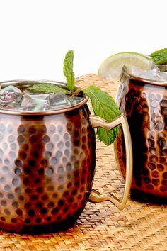HammeredAntique Copper Moscow Mule Mug | HauteLook