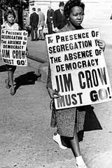 The Civil Rights Act of July 2, 1964 was a landmark piece of legislation in the United States that outlawed major forms of discrimination against blacks and women, including racial segregation.  This movement ended racial segregation and outlawed major forms of discrimination against blacks and women.