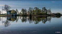 Landscape, Joure, Friesland, Netherlands