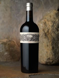 Promontory Wine Package Design by Pate International