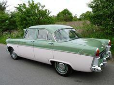 1958 Ford Zodiac Highline