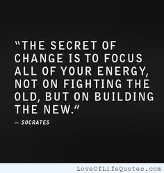 quotes about change with pictures | Socrates Quote on Change - Love of Life Quotes
