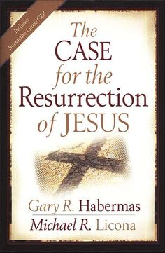 The Weeping Eagle: WHAT IS THE BEST CASE FOR THE RESURRECTION?  Gary Habermas is one of the, if not THE most renown scholar and expert on the resurrection of Jesus Christ who bring enormous credibility to the issue, if you listen to Gary or have heard him before, you know then that his logic is simply too powerful to argue against. Of course, that doesn't mean people don't refuse to believe what they hear, of course they do, but that is where logic and reason walk out the door and fallacy…