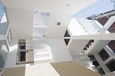 Arquitectura residencial japonesa. S House. Yuusuke Karasawa. Fotos: Koichi Torimura