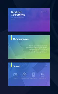 Gradient-presentation-template-large-view #template
