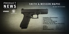 Smith & Wesson M&P9C Product News